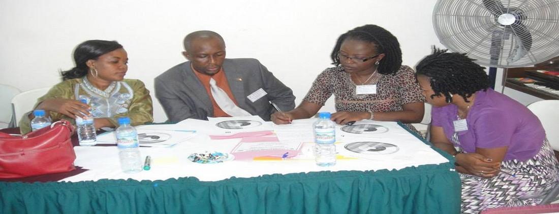 Gender & Elections Training Workshop